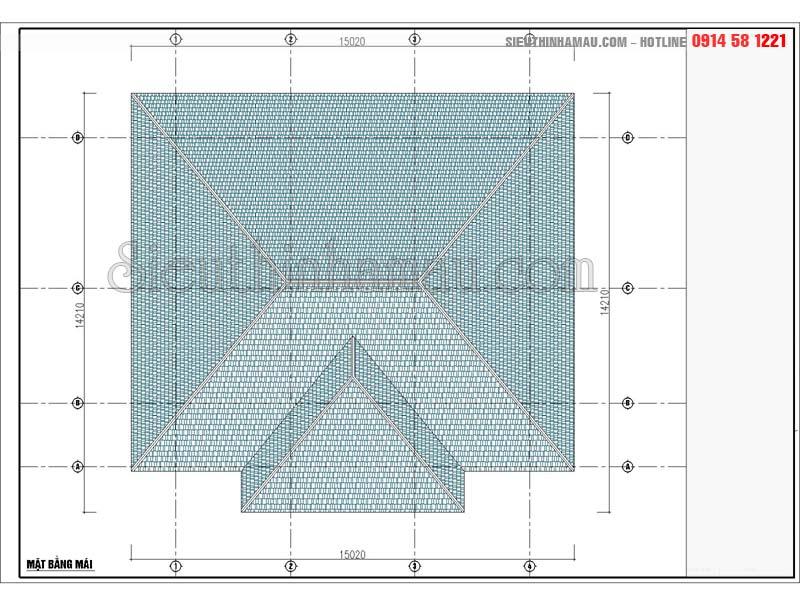 mẫu nhà 12x10m