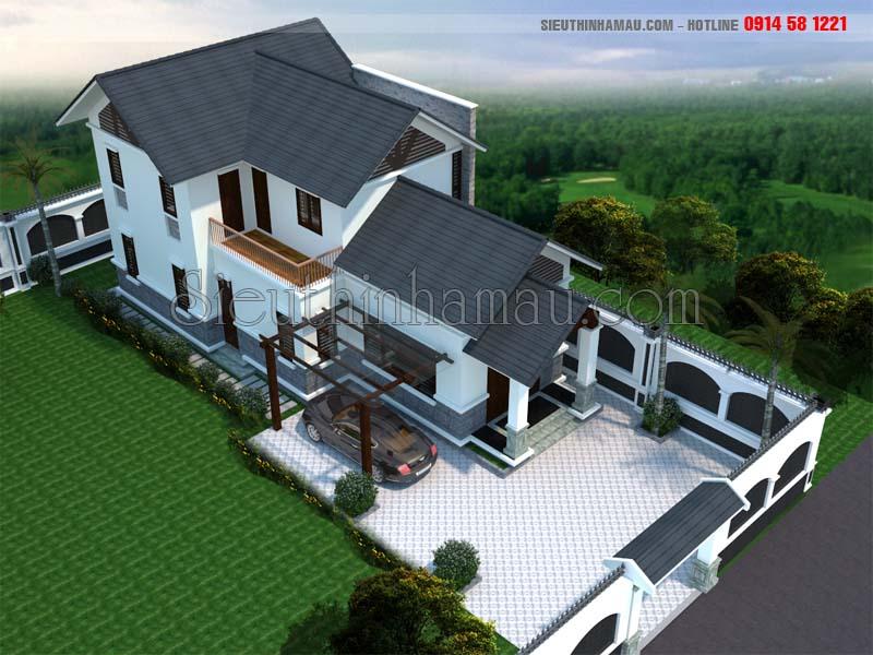 nhà đẹp 7x16m