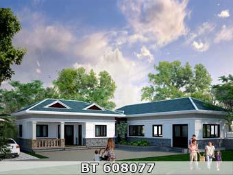 thiết kế nhà đẹp 8x16m