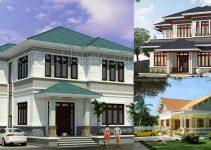 hồ sơ bản vẽ thiết kế nhà ở dân dụng