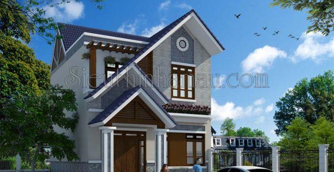 thiết kế nhà có diện tích nhỏ 70m2