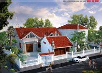 Thiết kế nhà ở kết hợp nhà thờ